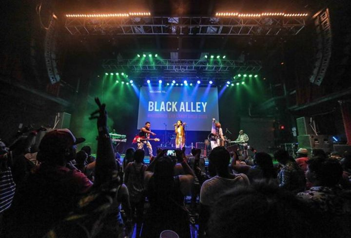 Black Alley @ The Fillmore Silver Spring - Silver Spring, MD