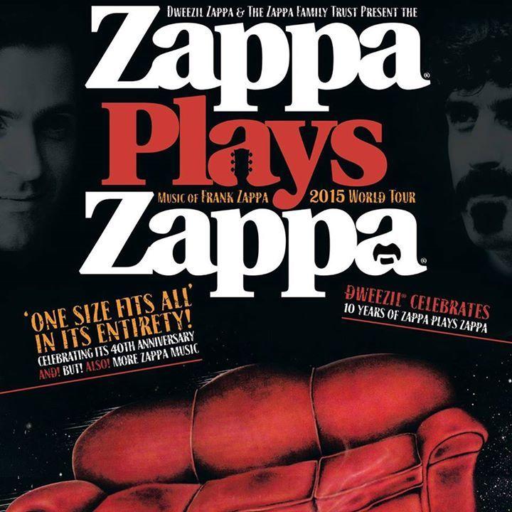 Zappa Plays Zappa @ THEATRE HECTOR-CHARLAND - L'assomption, Canada