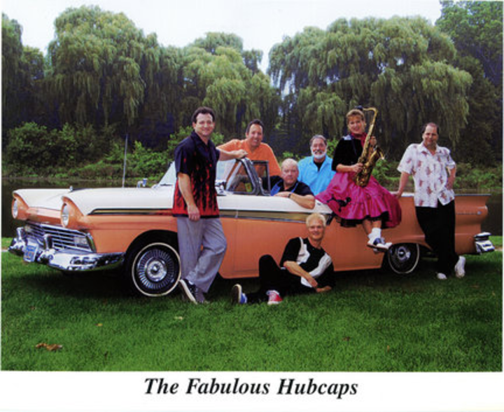 The Fabulous Hubcaps Tour Dates