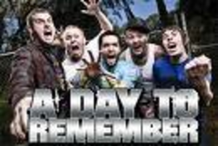 A Day to Remember!! Tour Dates