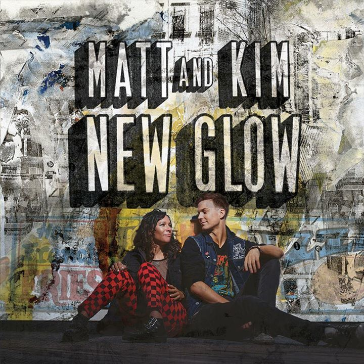 Matt and Kim @ William a Egan Civic and Convention Center - Anchorage, AK