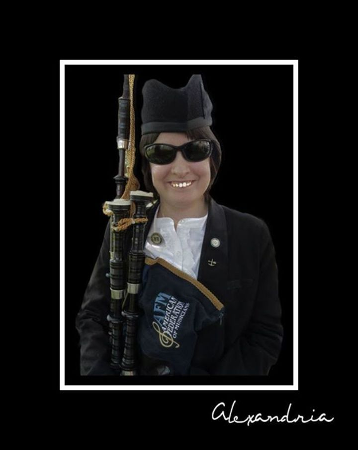 Alexandria, Professional Bagpiper of Southern New Hampshire, AFM Local 349 Tour Dates