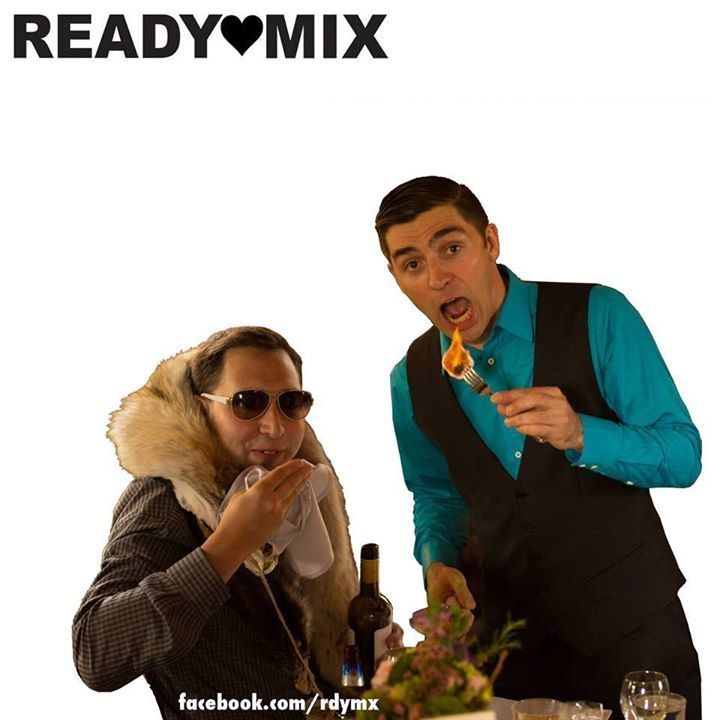 Readymix Tour Dates