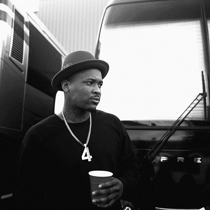 YG @ Knitting Factory Concert House - Spokane, WA