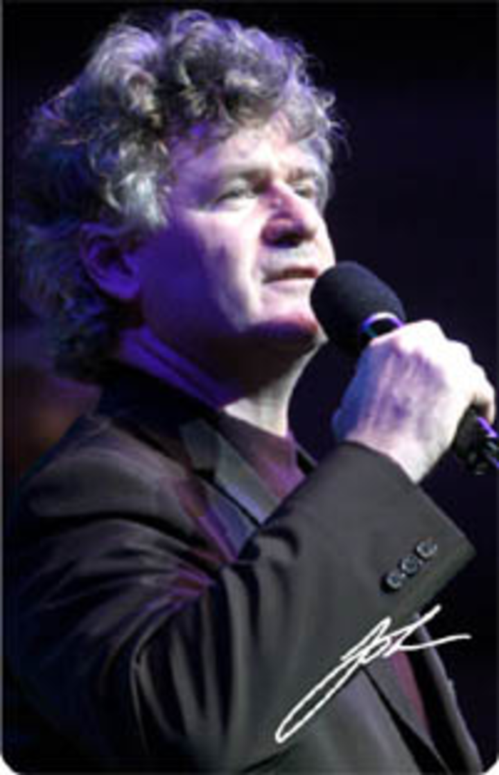 John McDermott @ FirstOntario Performing Arts Centre - St. Catharines, Canada
