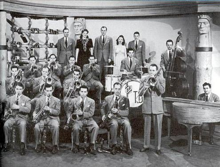Tommy Dorsey & His Orchestra Tour Dates