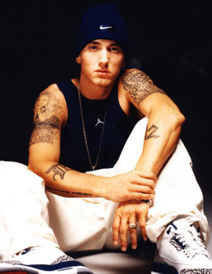 Eminem the best rapper Tour Dates