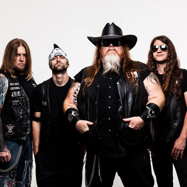 Texas Hippie Coalition @ The Spillway - Bowling Green, KY