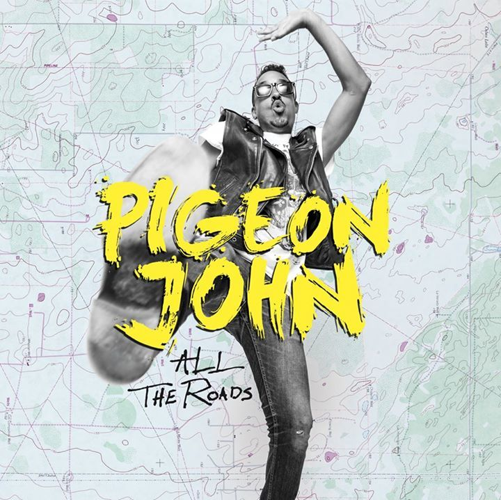 Pigeon John @ Zenith de Lille - Lille, France