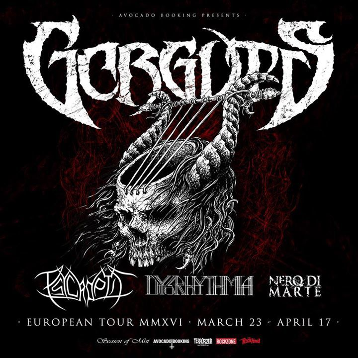 Gorguts @ The Beacham - Orlando, FL