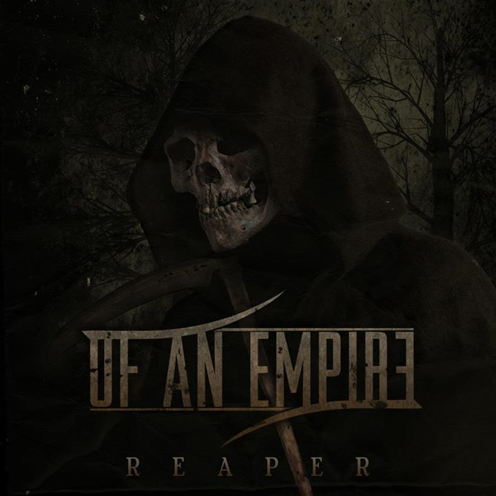 Of an Empire Tour Dates