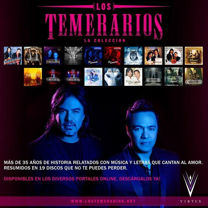 Los Temerarios @ Convention Center - Fresno, CA