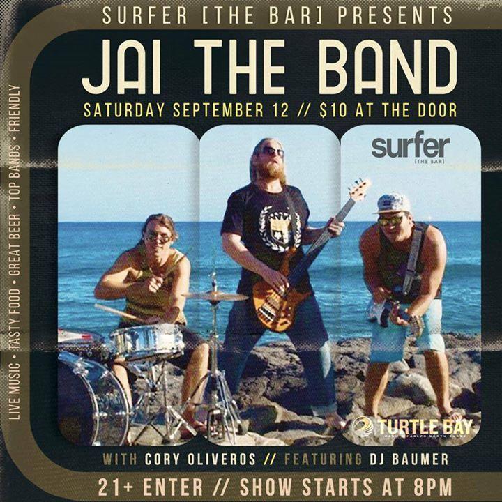 JAI The Band Tour Dates