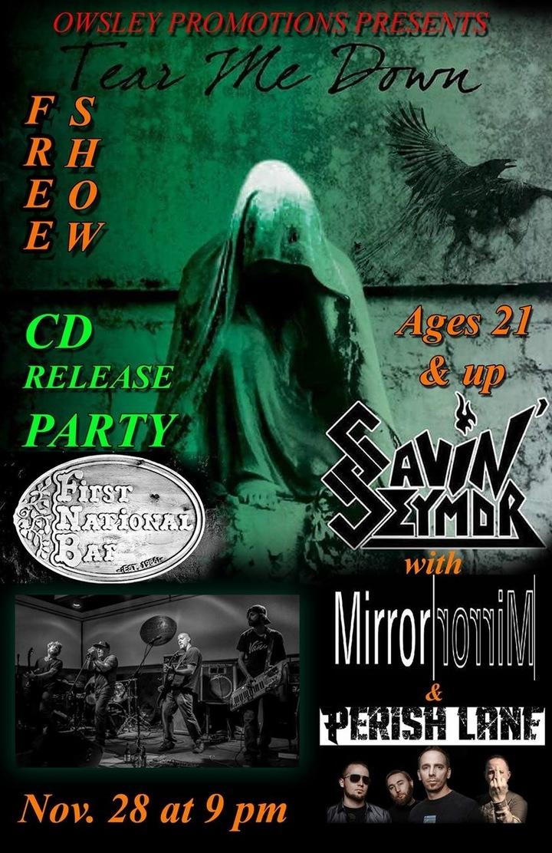 Savin Seymor Tour Dates