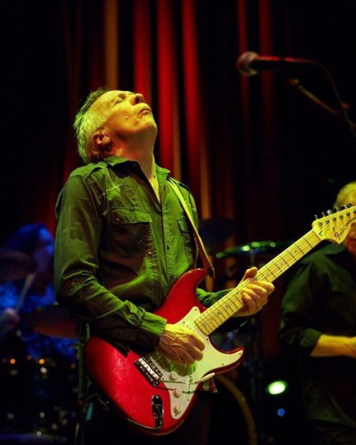 Robin Trower @ Pontardawe Arts Centre - Swansea, United Kingdom