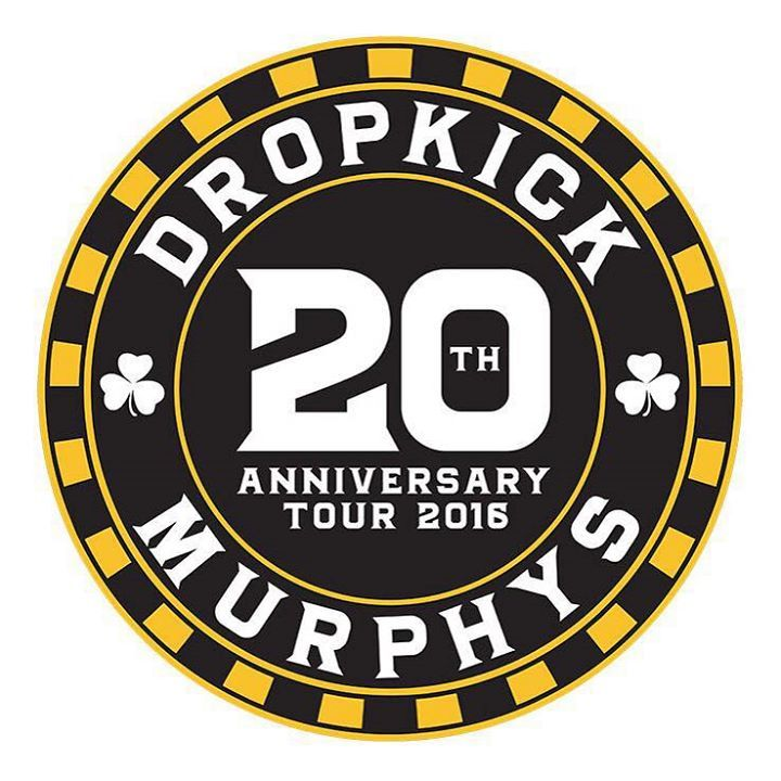 Dropkick Murphys @ In The Venue - Salt Lake City, UT