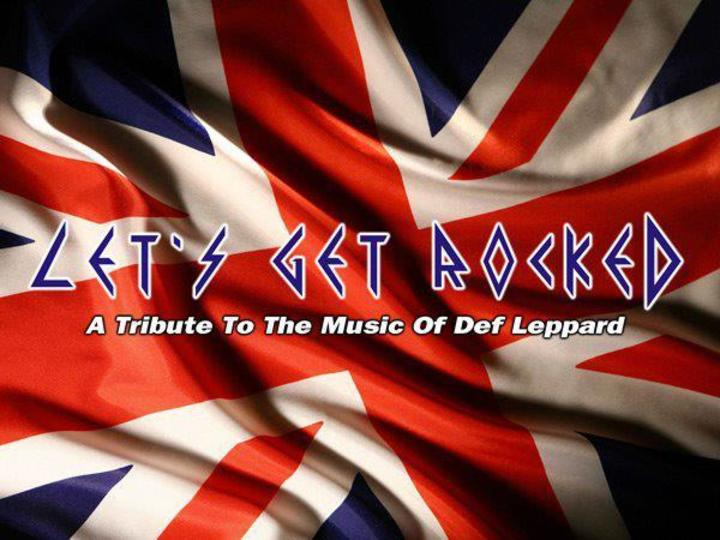 Let's Get Rocked - a Tribute to the music of Def Leppard Tour Dates