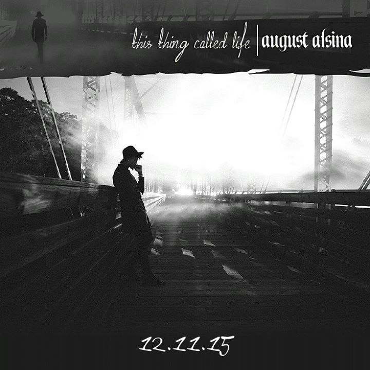 August Alsina @ Hollywood Palladium - Hollywood, CA