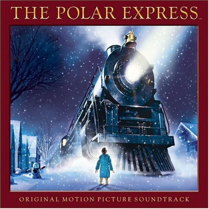 the Polar Express @ B&O Railroad Museum - Baltimore, MD