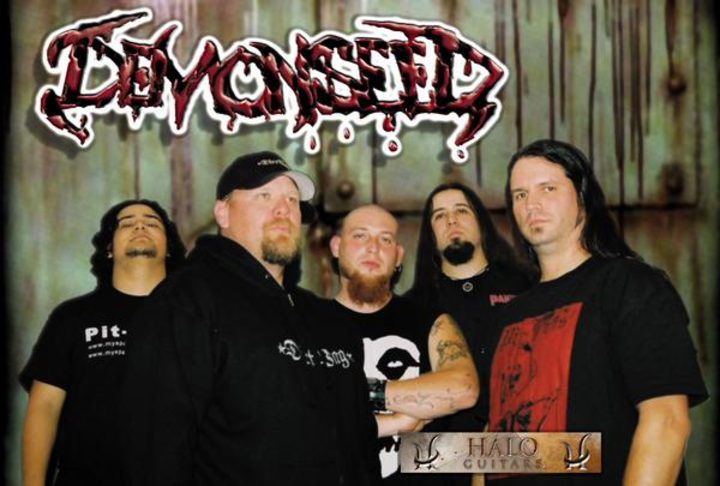 Demonseed Tour Dates