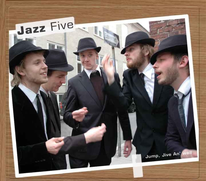 Jazz Five Tour Dates