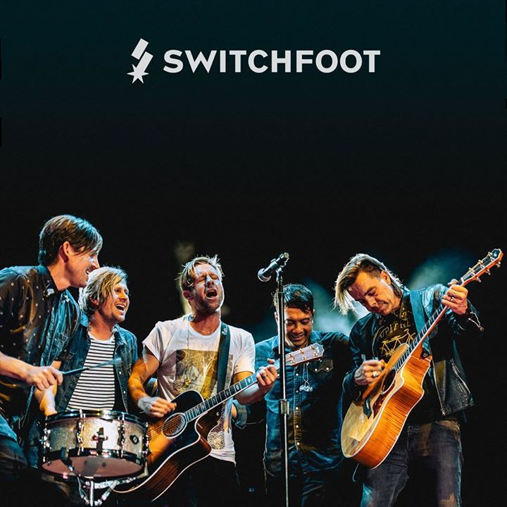 Switchfoot @ Spirit Fest DFW - Arlington, TX