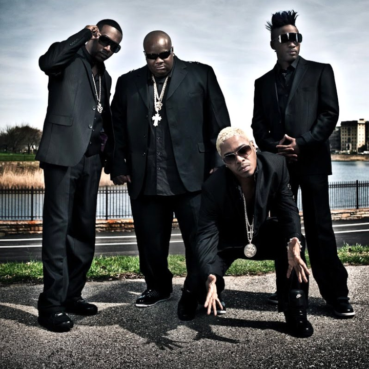 Dru Hill @ Stuttgart, Germany - Stuttgart, Germany