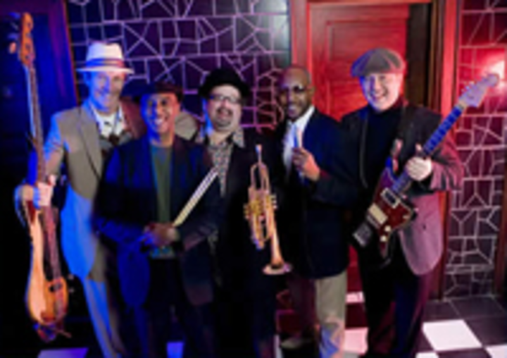 Soulard Blues Band Tour Dates