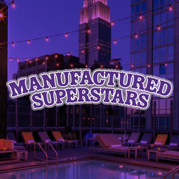 Manufactured Superstars @ Great Saltair - Salt Lake City, UT