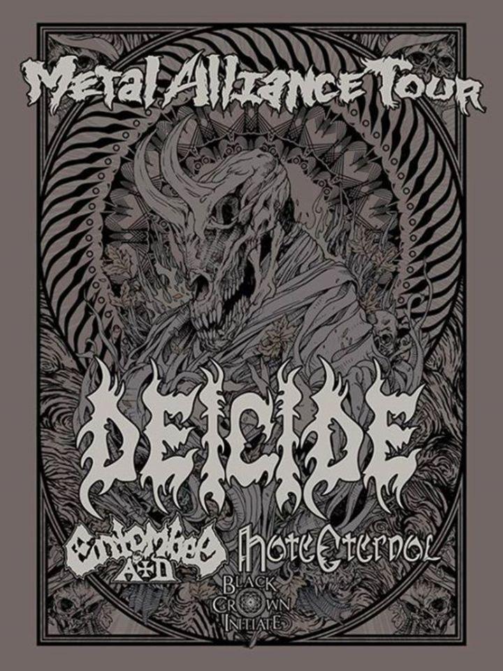Metal Alliance Tour @ House of Blues - Houston, TX