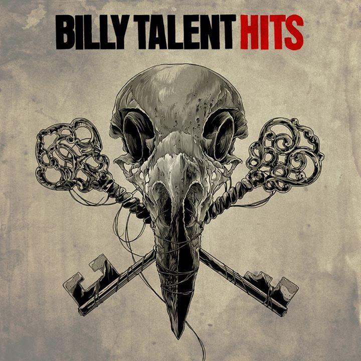 Billy Talent @ Eindhoven Klokgebouw - Holland, Netherlands