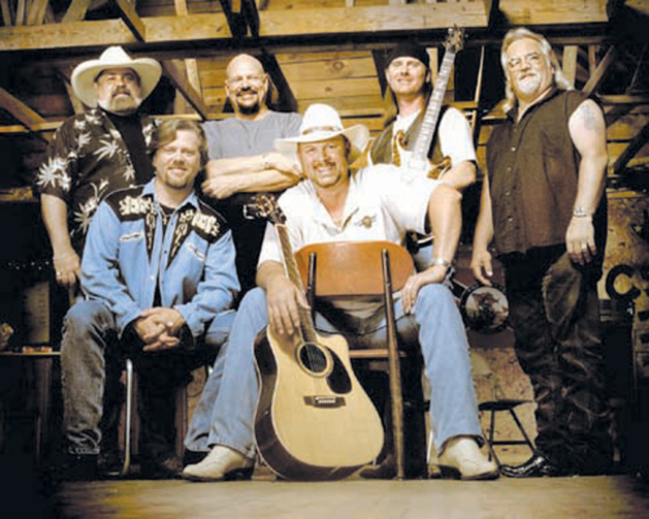 Confederate Railroad @ Schmitt's Saloon and Davisson Brothers Music Hall - Morgantown, WV