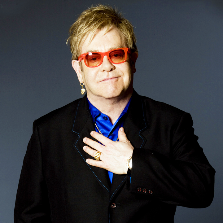 Elton John @ THE COLOSSEUM AT CAESARS PALACE - Las Vegas, NV