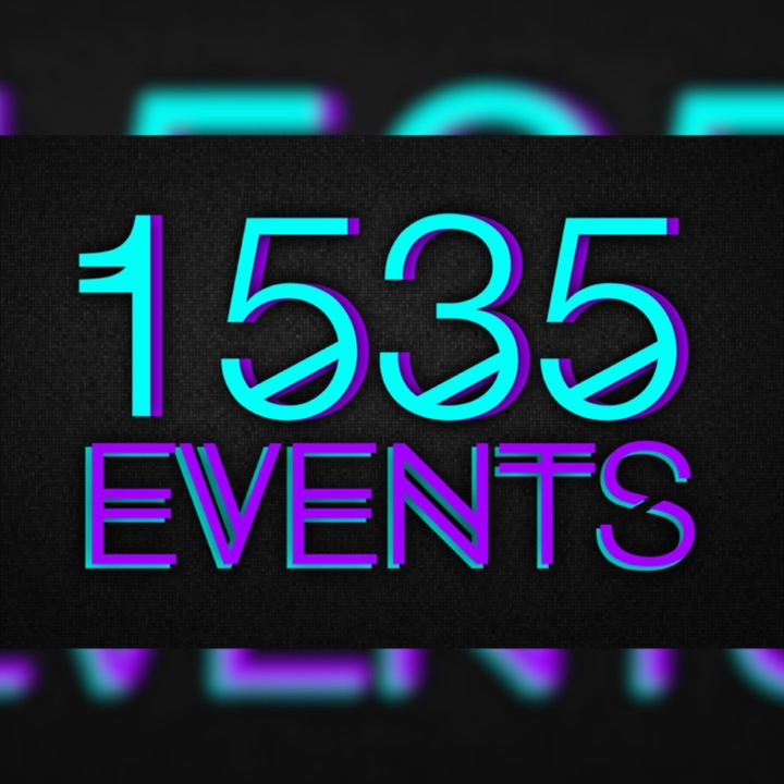 1535 Events Tour Dates