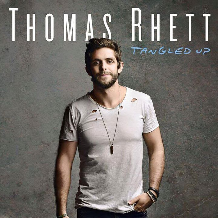 Thomas Rhett @ Saratoga Performing Arts Center - Saratoga Springs, NY