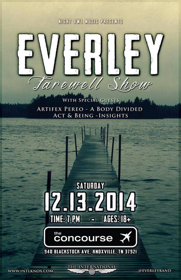 Everley @ Longbranch Saloon - Knoxville, TN