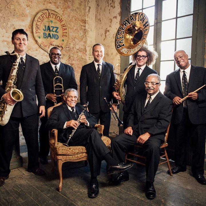 Preservation Hall Jazz Band @ The Smith Center - Las Vegas, NV