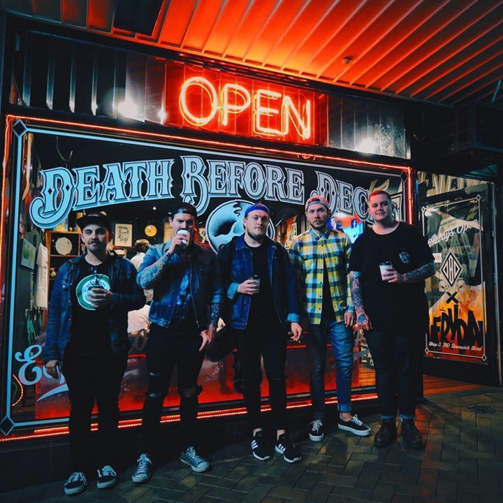 Bare Bones @ Club Absinthe - Hamilton, Canada