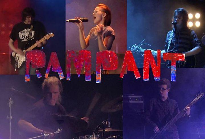 Rampant Tour Dates