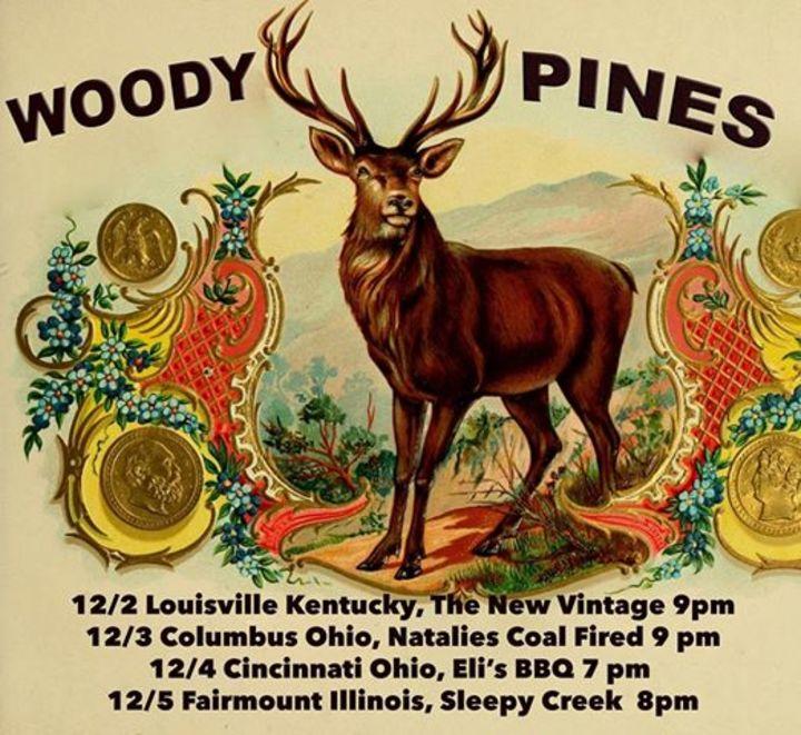 Woody Pines @ Zanzabar - Louisville, KY