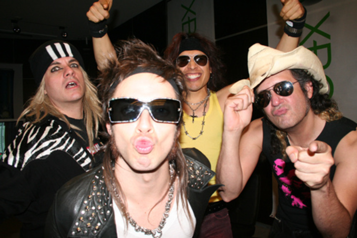 Moderatto Tour Dates