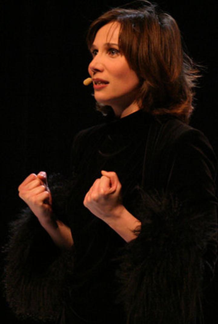 Isabelle Georges @ THEATRE DES CHAMPS-ELYSEES - Paris, France