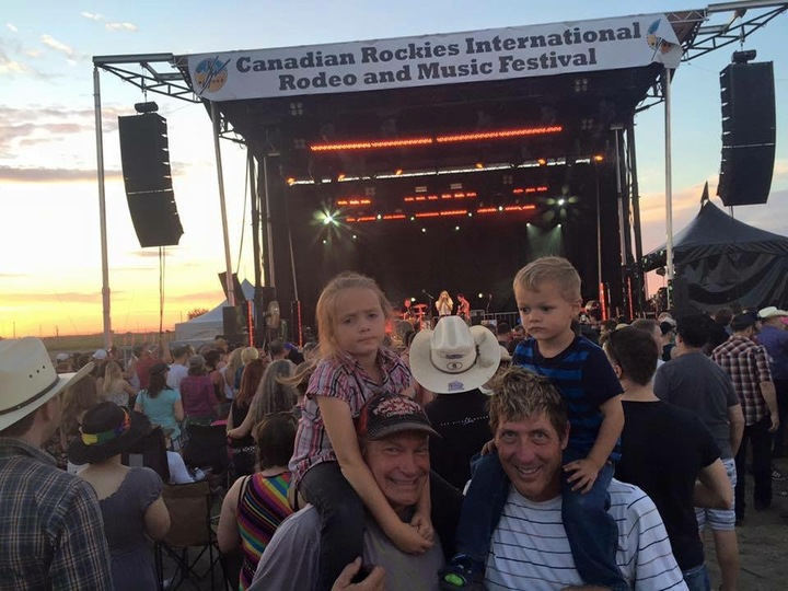 Canadian Rockies International Rodeo and Music Festival Tour Dates