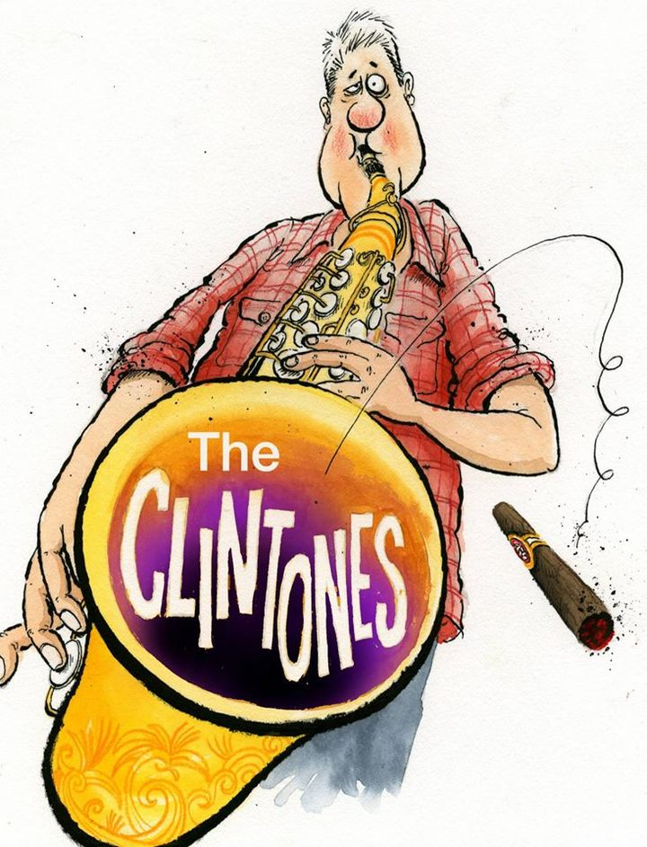 The Clintones Ultimate 90's @ The Meadows Casino - Washington, PA