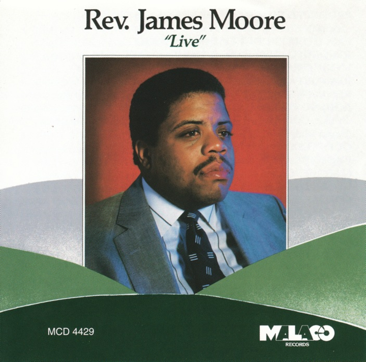 Rev. James Moore Tour Dates