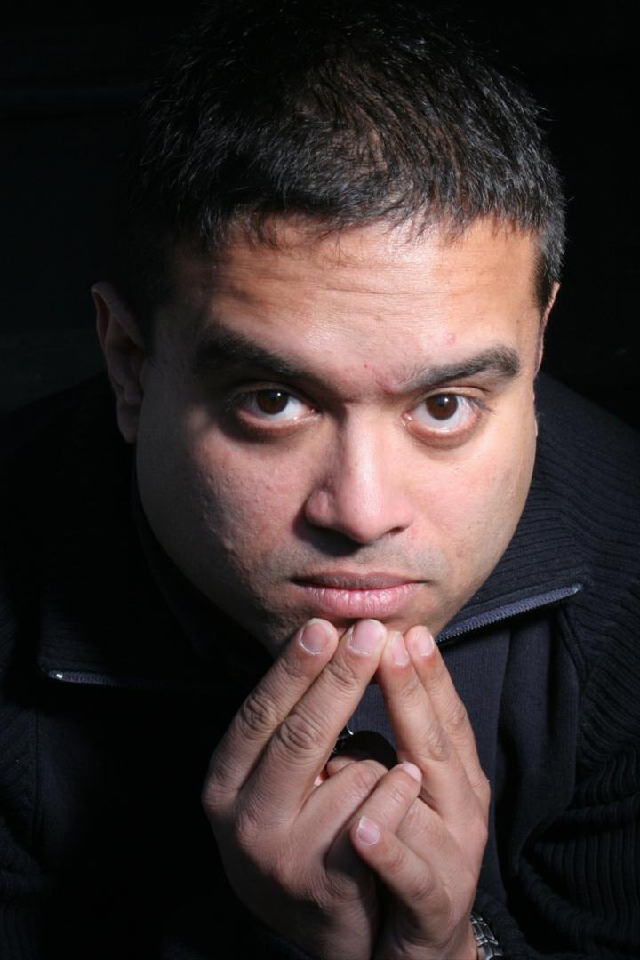 Paul Sinha @ Hall of Fame - Tilburg, Netherlands