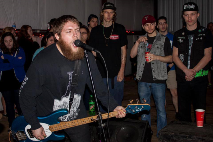 Rebel Scum @ The Metal Grill - Cudahy, WI