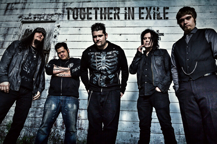 Together In Exile Tour Dates
