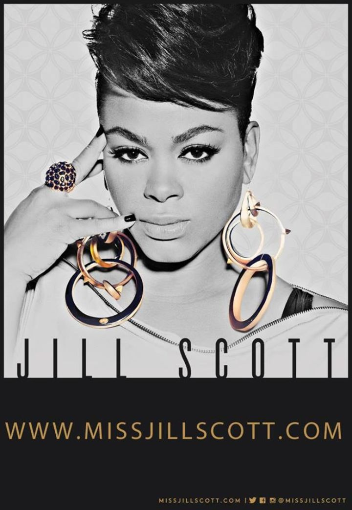 Miss Jill Scott @ Enmore Theatre - Newtown, Australia