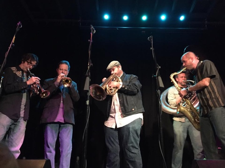 New Basics Brass Band Tour Dates